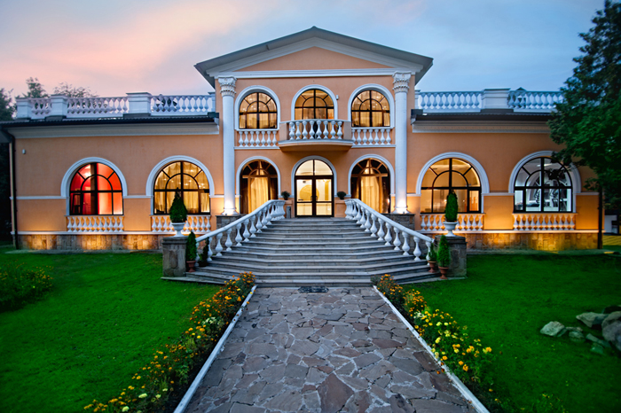СПА-центр  санатория Luxury Resort Женева, Трускавец
